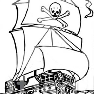open treasure chest coloring page - Open Treasure Chest Coloring Page