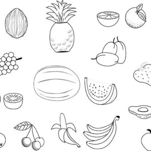 Fruit Of The Spirit Coloring Pages For Kids Archives Free Coloring