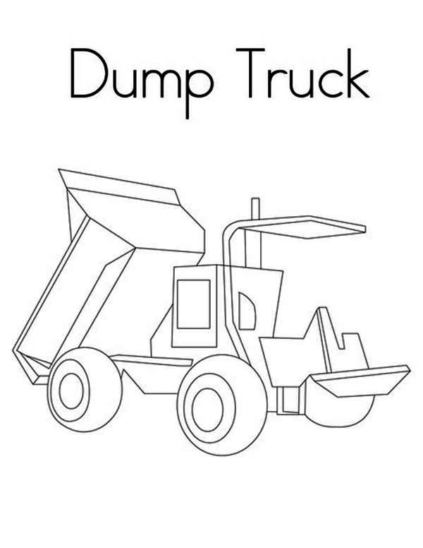 Trucks, : multi-purpose-dump-truck-coloring-page.jpg