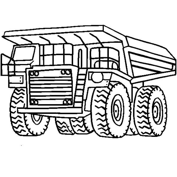 Trucks, : super-huge-dump-truck-working-on-mining-site-coloring-page.jpg