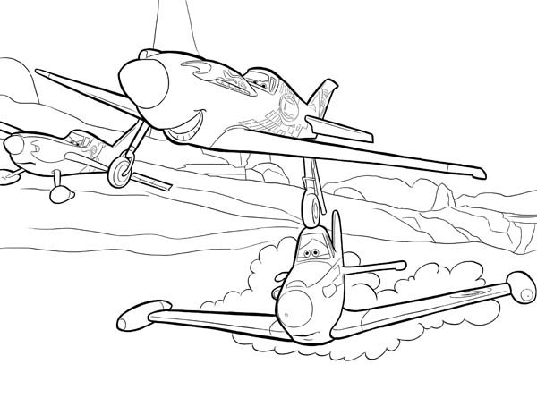 Ripslinger Coloring Pages