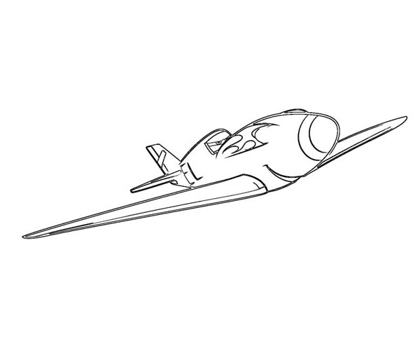 Disney Planes Colouring Pages Free Online Coloring Page To Download Print Part 184