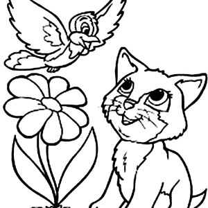 Kitty Cat Coloring Pages Latest Free Coloring Pages Hello Kitty