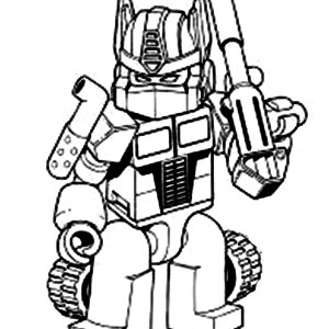 transformer coloring pages optimus prime. optimus prime lines by ... - Optimus Prime Face Coloring Pages