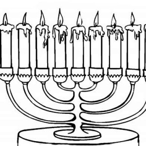100 ideas Menorah Coloring Page on wwwgerardduchemanncom
