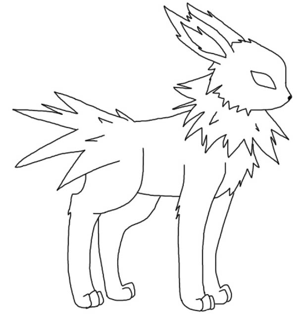 Jolteon Standing Ready Coloring Page along with jolteon coloring page free printable coloring pages on pokemon coloring pages jolteon also with jolteon pokemon coloring page free pok mon coloring pages on pokemon coloring pages jolteon further coloring pages pokemon jolteon drawings pokemon on pokemon coloring pages jolteon as well as top 60 free printable pokemon coloring pages online on pokemon coloring pages jolteon