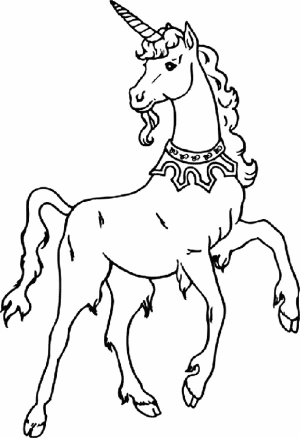 Pegasus, : Pegasus Unicorn Coloring Page