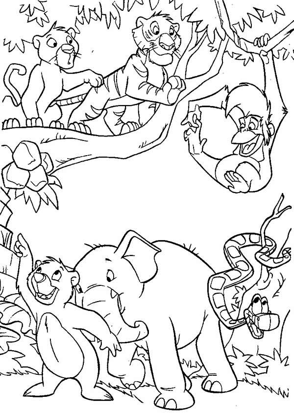Queen Esther Coloring Page #7