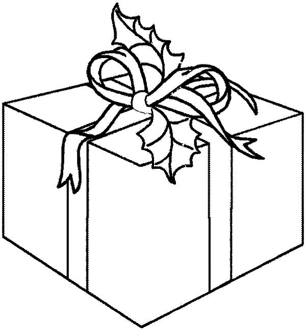 Christmas Presents, : Christmas Presents Coloring Pages