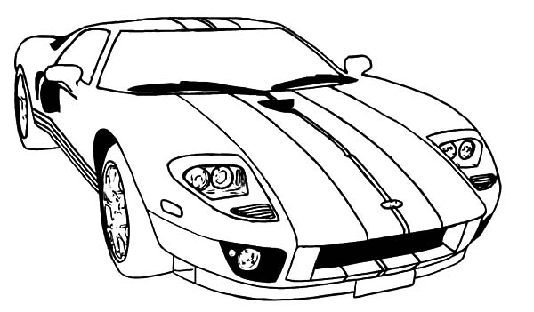 Ferrari Cars, : Awesome Cars Ferrari Coloring Pages