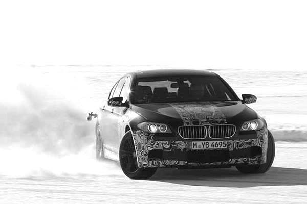 Drifting Cars, : BMW M5 Drifting Cars Coloring Pages