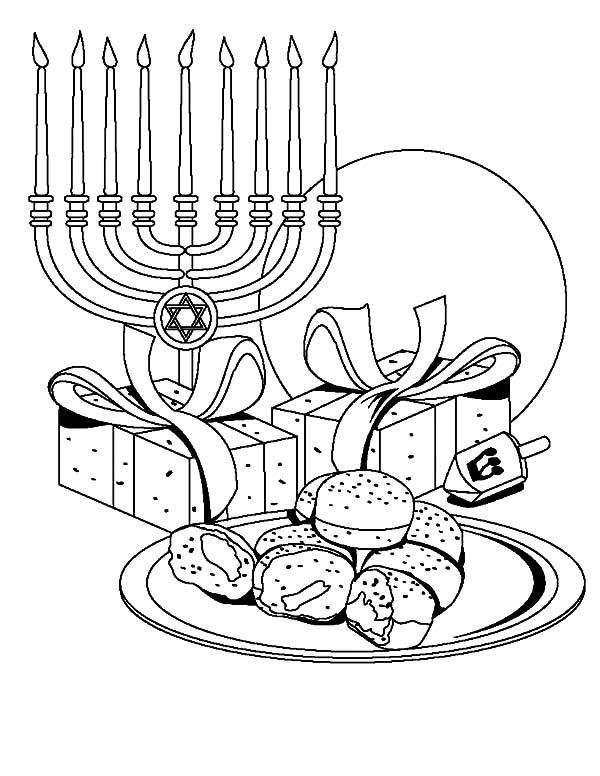Kwanzaa Symbols Coloring Pages Picture Habari Gani Page
