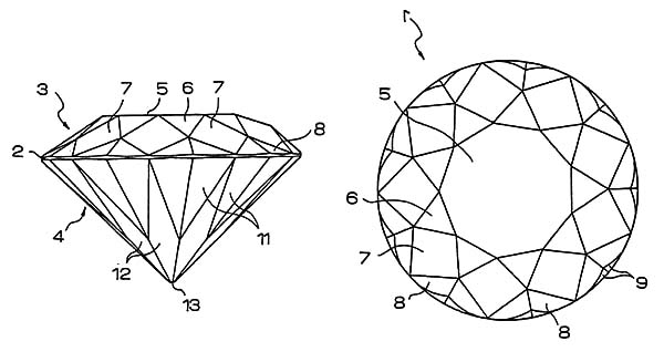 Diamond Shape, : Diamond Shape Line Coloring Pages