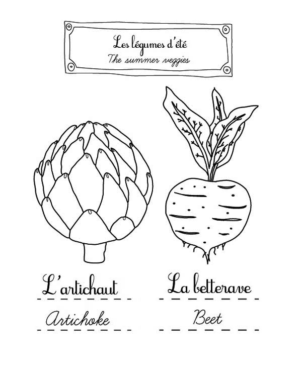 Fruits Coloring Pages With Names - Printable Coloring Pages